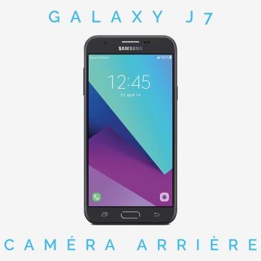 Réparation caméra arrière Galaxy J7